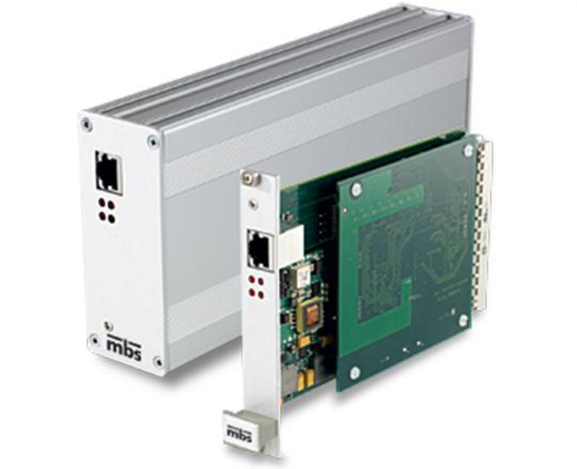 ARINC 717 Interface to Gigabit Ethernet