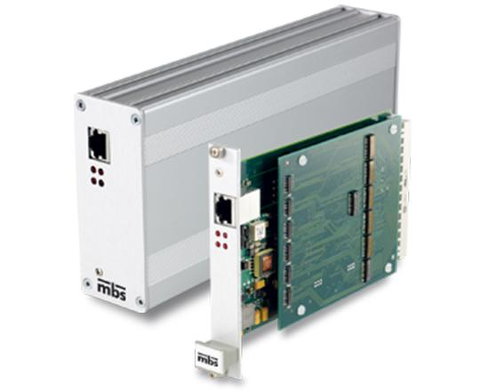RS 485 Interface to Gigabit Ethernet
